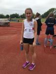 Anna Harrison, Cleveland Schools 800m champion U15
